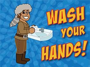 Wash Hands Explorer