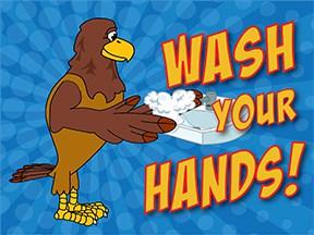 Wash Hands Falcon3