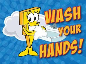 Wash Hands Storm