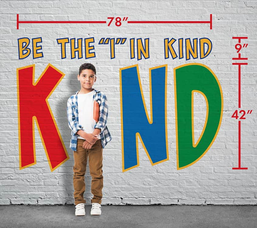 Be-the-I-in-Kind-wall-Sticker