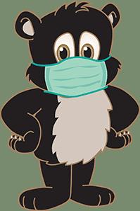 Bear Cub Black