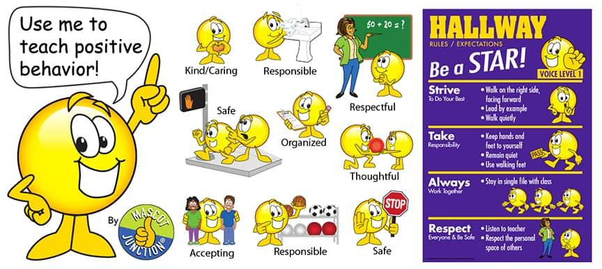 Emoji Positive Behavior