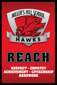 School Logo Poster