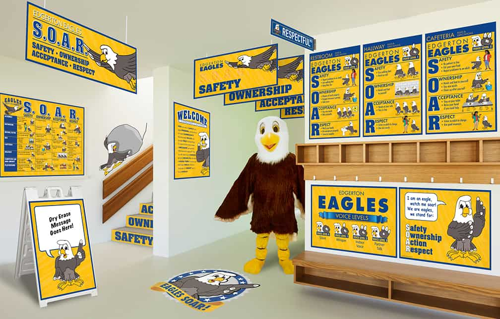 Eagle Mascot Products