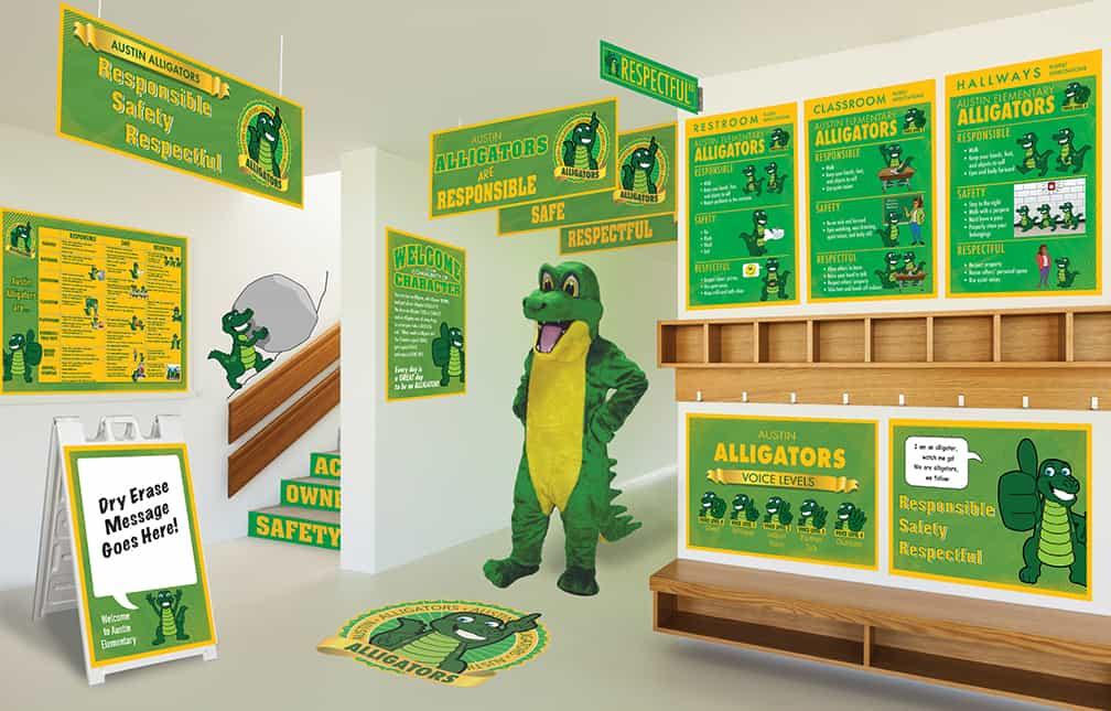 Gator Mascot Products