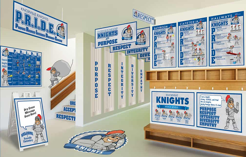 Knight Mascot Products