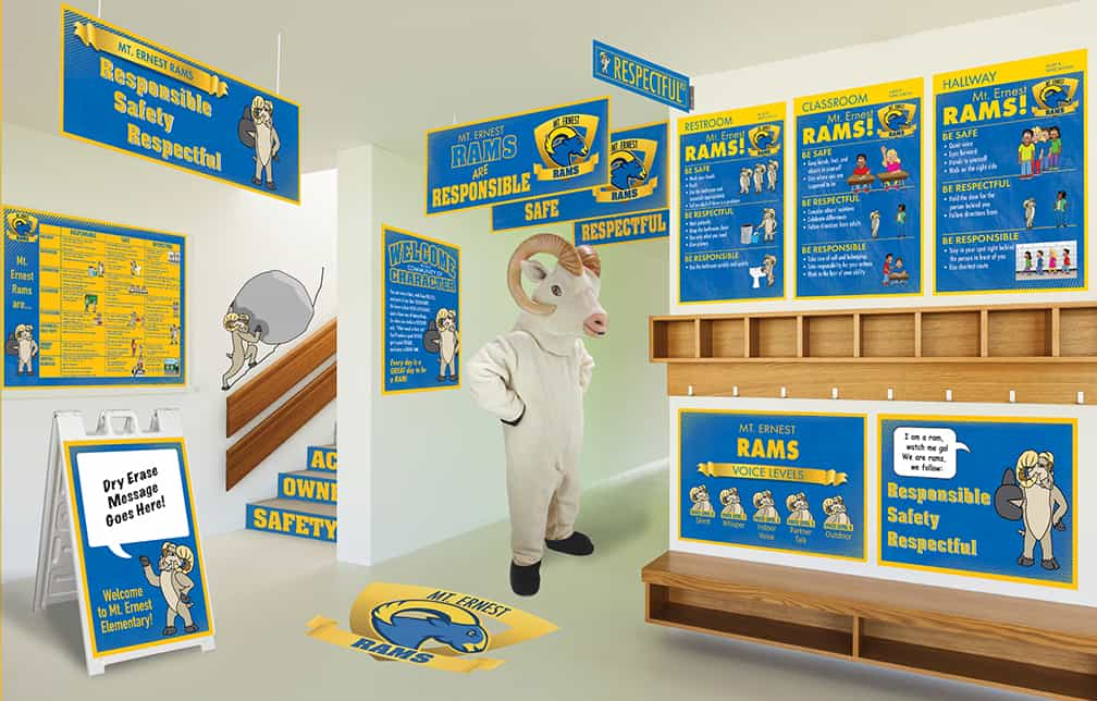 Ram Mascot Products