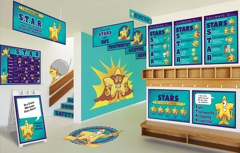 Star Mascot Products