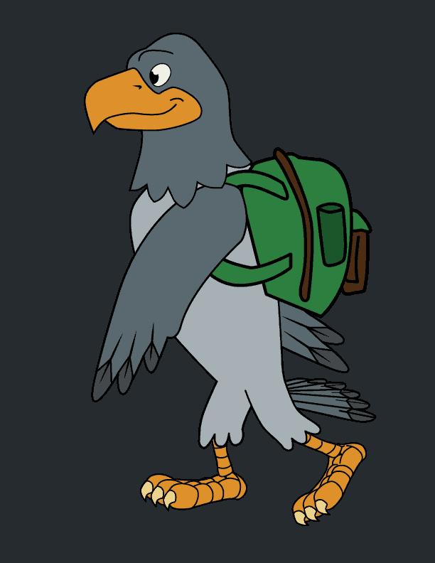 Falcon 2 - Gray