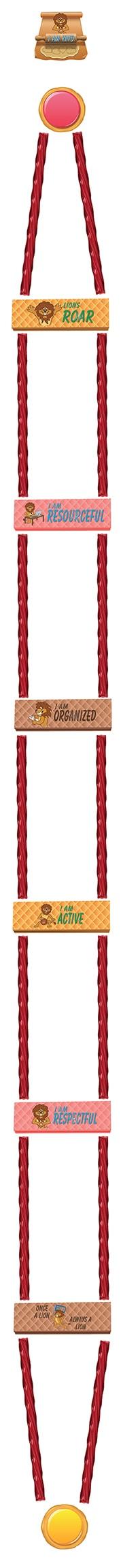 Candy Rope Quest Bridge1