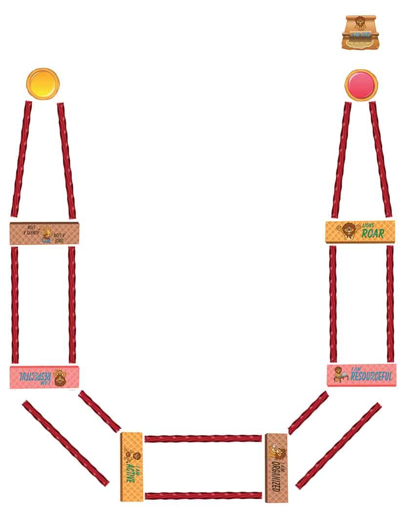 Candy Rope Quest Bridge2