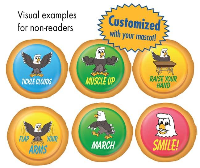 Cookie Sticker Example 1