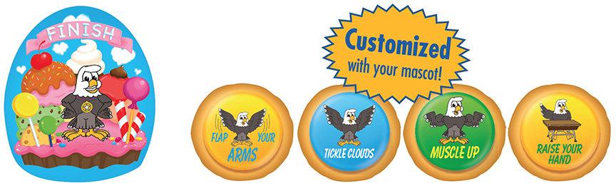 Cookie Sticker Example 2