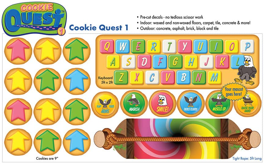 Cookie Quest 1