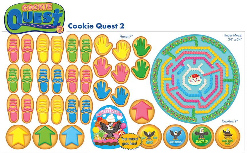 Cookie Quest 2