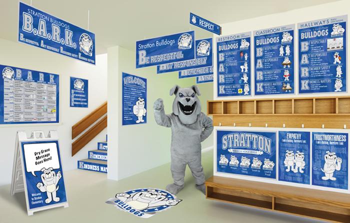 PBIS Custom Graphics Posters