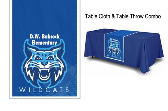 Table Cloth School PBIS